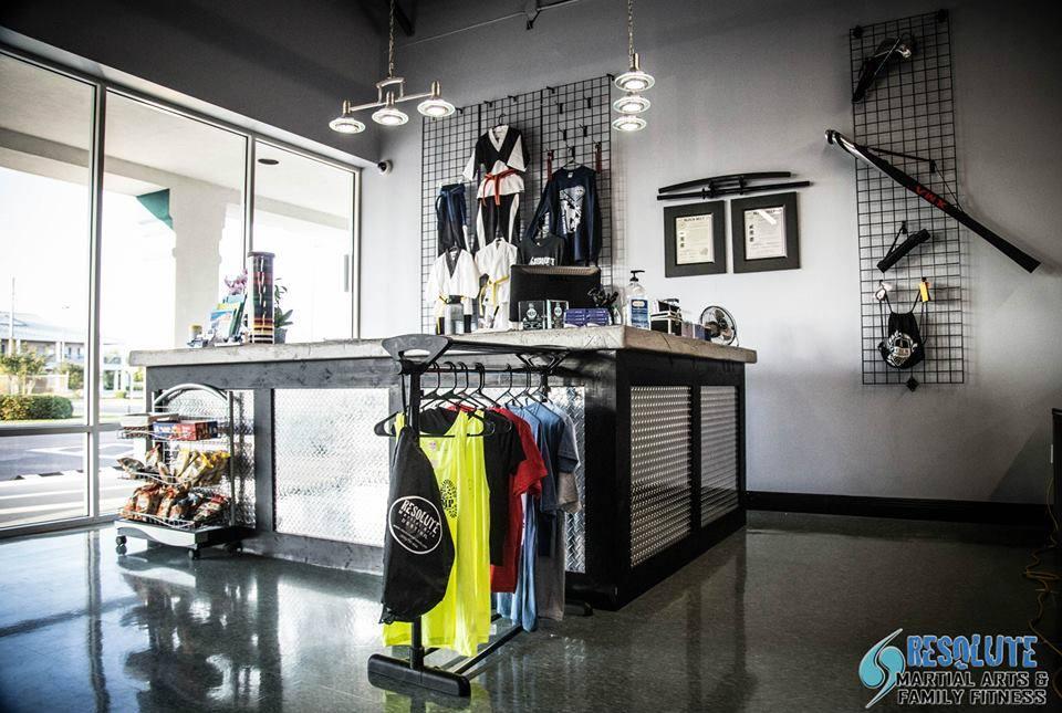 Resolute Martial Arts Pro Shop