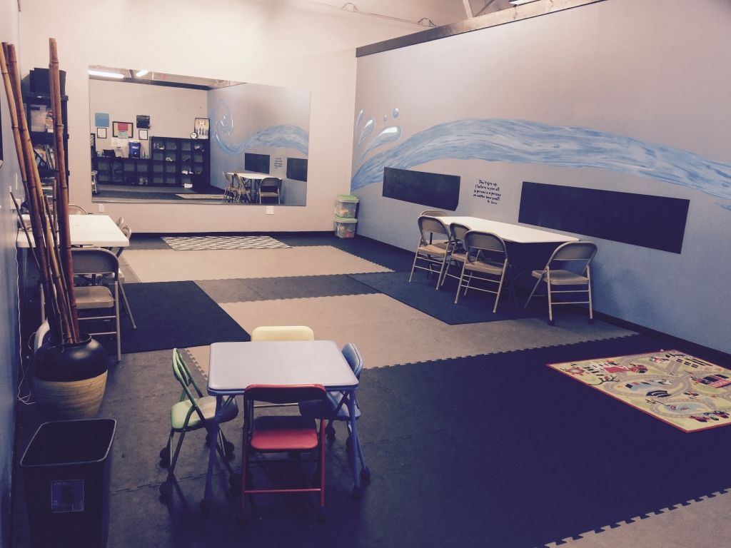 Resolute Martial Arts After School Room