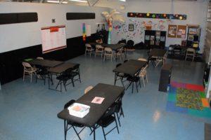 Resolute Martial Arts After School Room