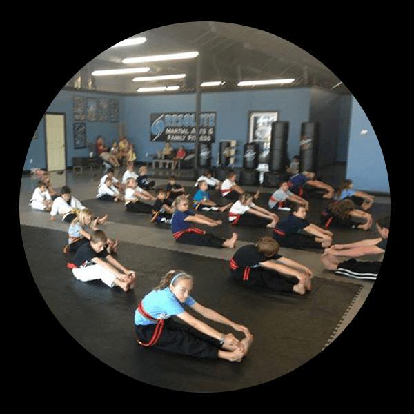 Resolute Martial Arts Classes